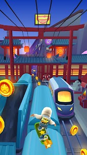 Subway Surfers (MOD, Unlimited Coins/Keys/All Characters) 2