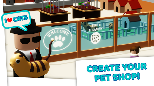 Mall Business: Idle Shopping Game  screenshots 1