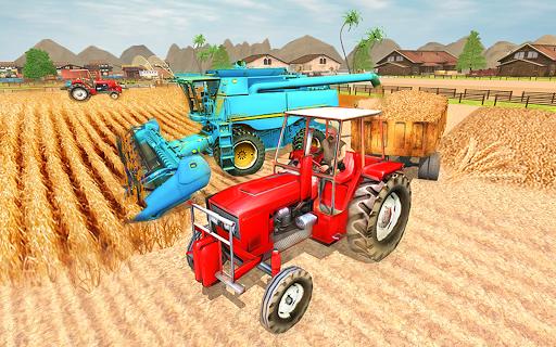 New Milford Tractor Farming Organic SIM Games 2019 apkdebit screenshots 7