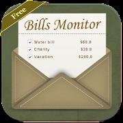 Bills Monitor & Manager Free Reminder