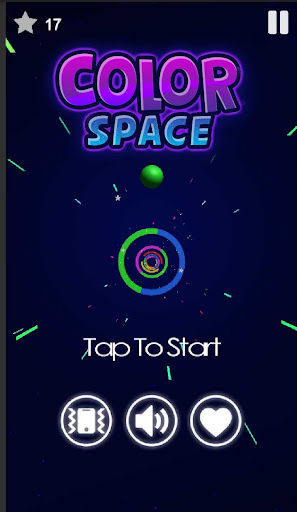 color space - color tube switch road offline game screenshot 2