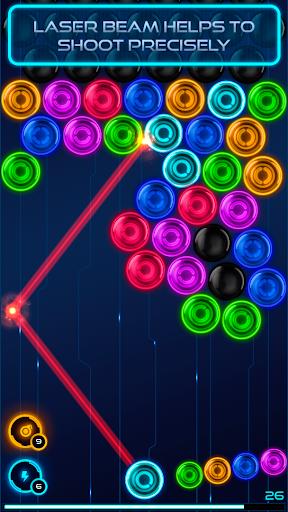 Magnetic balls 2: Neon 1.339 screenshots 2
