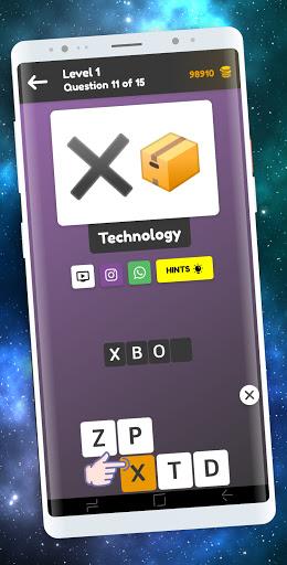 Quiz: Emoji Game, Guess The Emoji Puzzle apkpoly screenshots 5