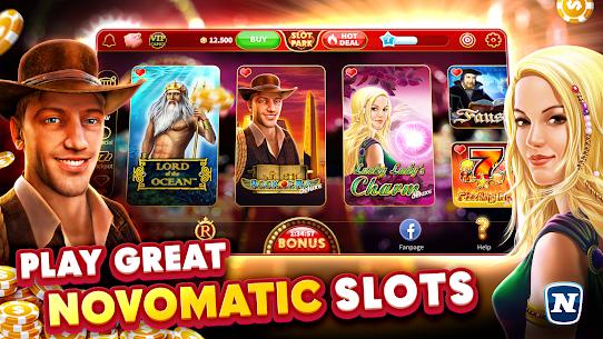 Slotpark Bedava Slot Games Oyunları ve Casino Oyna Full Apk İndir 3