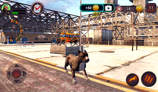 Pitbull Dog Simulator 1.0.3 screenshots 12