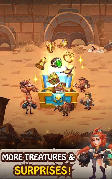 Mine Legend 2 - Idle Miner RPG screenshot 17