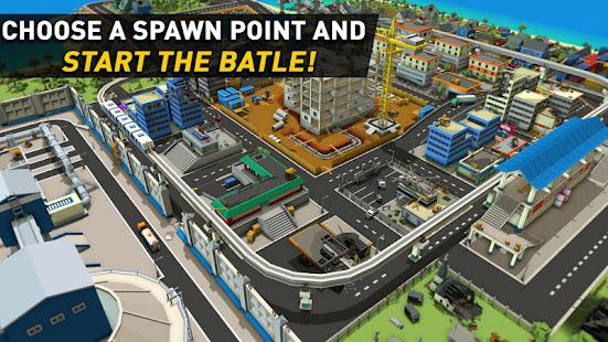 Pixel Danger Zone: Battle Royale