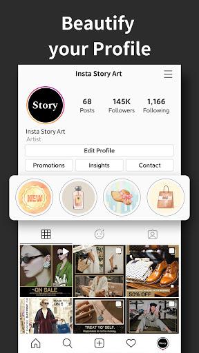 Foto do Story Editor – Story Maker for Instagram
