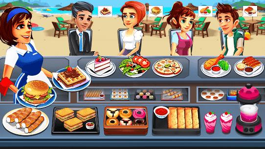 Cooking Cafe Mod Apk 1