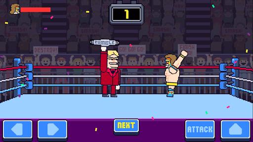 Rowdy Wrestling 1.1.5 screenshots 4
