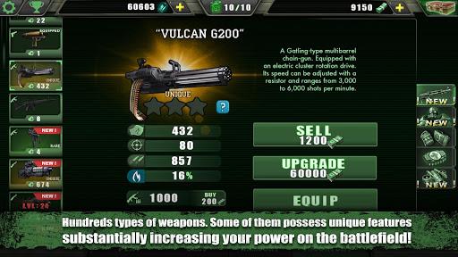 Zombie Shooter - Survive the undead outbreak Apkfinish screenshots 4