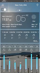 Weather Forecast 11.3 Screenshots 6