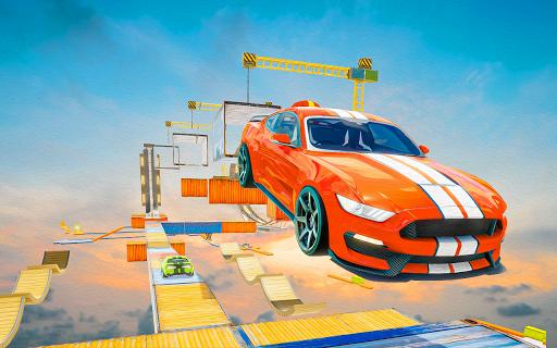 Mega Ramp Car Simulator Game- New Car Racing Games screenshots 9
