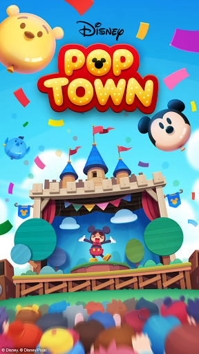 Disney POP TOWN screenshots 23