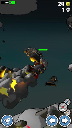 Rocket Craze 3D apkmr screenshots 2