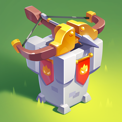 Rush Royale - Tower Defense game PvP