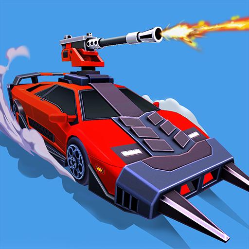 Car Force - Death race and battle cars crash