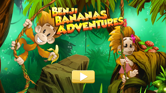 Benji Bananas Adventures Screenshot