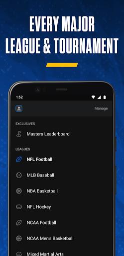 theScore: Live Sports Scores, News, Stats & Videos  Screenshots 8