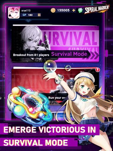Spiral Warrior  screenshots 10