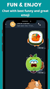 Chat & Share Messenger 3
