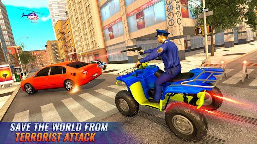 US Police Bike 2020 - Gangster Chase Simulator 3.0 Screenshots 2