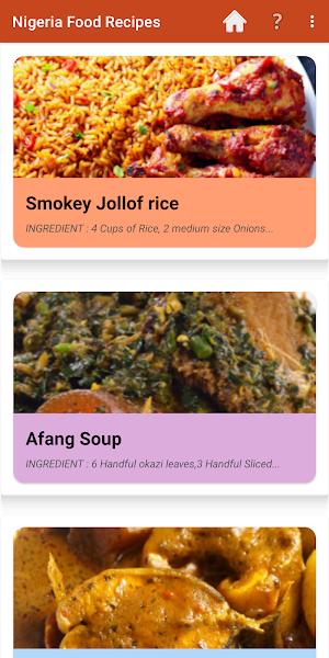 Nigerian Food Recipes 2020