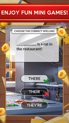 Word Card: Fun Collect Game apkpoly screenshots 3