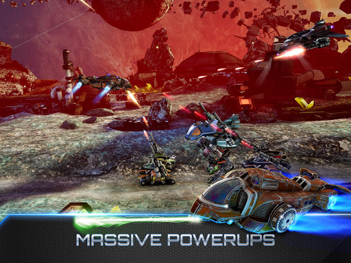 Robot ud83dude80Destroyer: Red Siren  screenshots 7