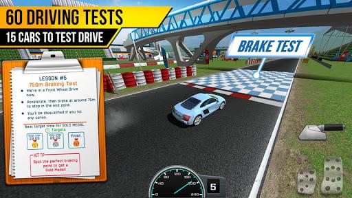 Race Driving License Test 2.1 screenshots 16