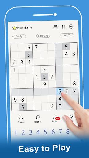 Sudoku Fun - Free Game  screenshots 1
