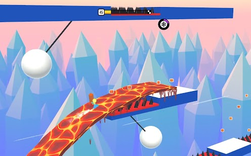 Freeze Rider Screenshot