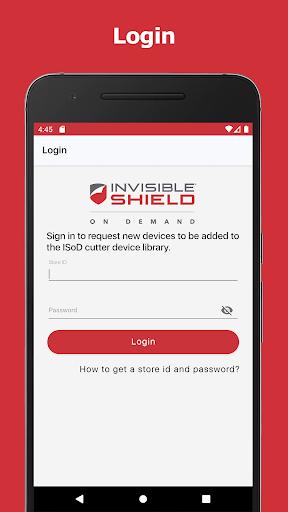 ISoD Request Device 1.4 screenshots 1