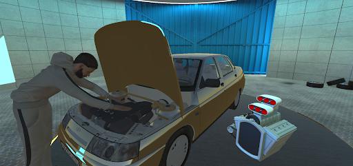 Sensitive Car Racing 1.3 screenshots 1