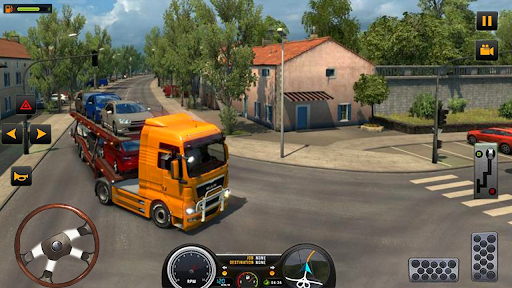US Heavy Modern Truck: Grand Driving Cargo 2020  Screenshots 5