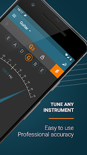 Pitched Tuner Screenshot