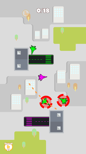 plane control - safe landing simulator 🛬 screenshot 3