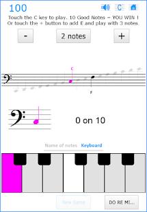Read Music Notes HN