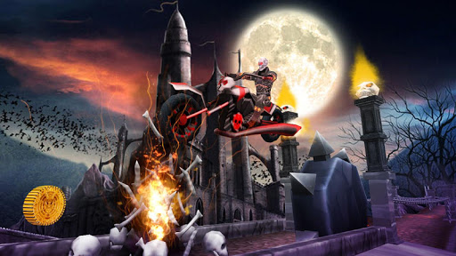 Ghost Ride 3D apktram screenshots 2