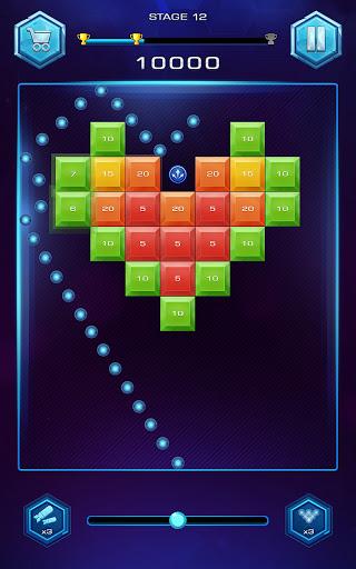 Ball Crusher: Free Brick Breaker - Blocks Puzzle screenshots 1