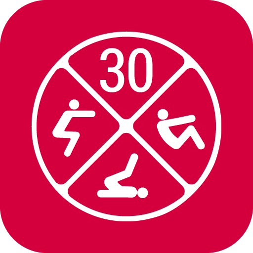 Six Pack in 30 Days. Abs Home Workout icon