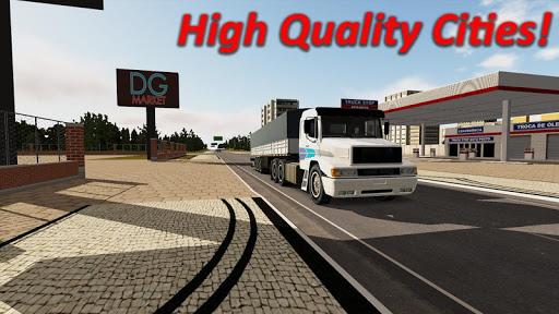 Heavy Truck Simulator  Screenshots 2