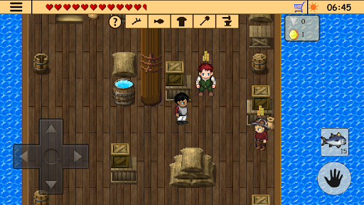 Survival RPG 3: Lost in Time Adventure Retro 2d modavailable screenshots 4
