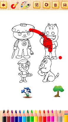 アンパンマンのために印刷可能のおすすめ画像2