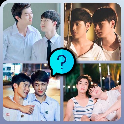 Thai BL TV series Boys Love Quiz Game