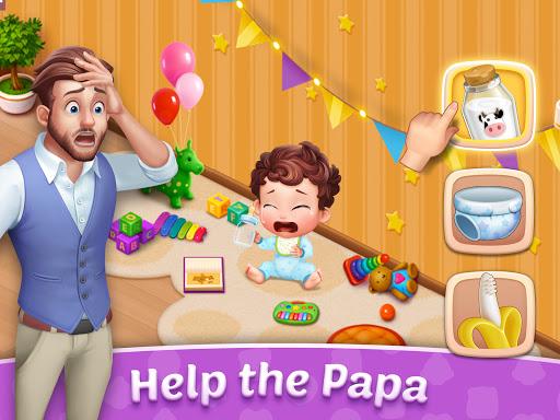 Baby Manor: Baby Raising Simulation & Home Design 1.5.1 screenshots 9