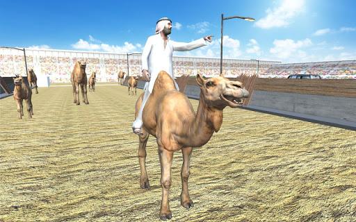 Camel Race Dubai Camel Simulator apklade screenshots 1