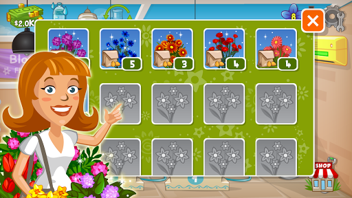 Flower Tycoon: Grow Blooms in your Greenhouse 1.9.9 screenshots 4