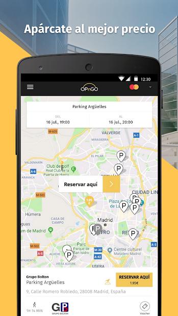 Imágen 3 de OPnGO - Parking para android