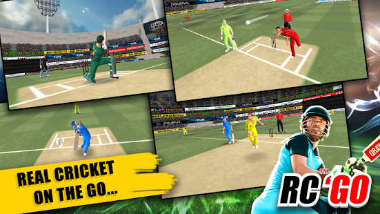 Real Cricket™ GO Screenshot